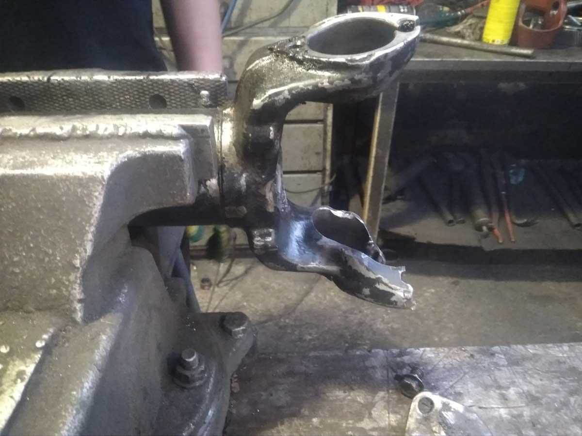 Изготовление карданного вала МАЗ