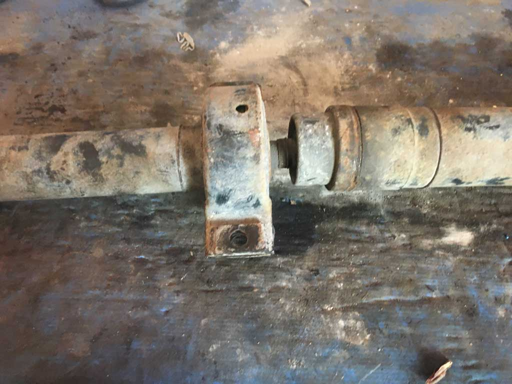 Ремонт карданного вала Ниссан Кашкай
